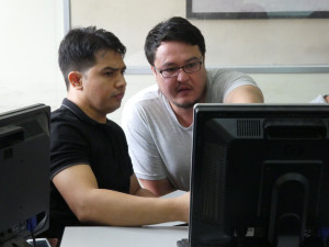 Training on How to Create a Website