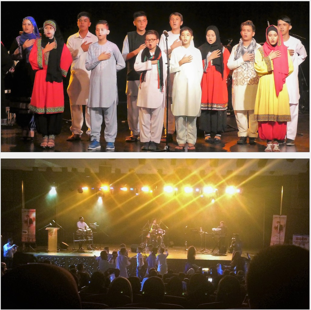 """SMILE FOR REFUGEES"" Charity Concert with the Afghan Community"